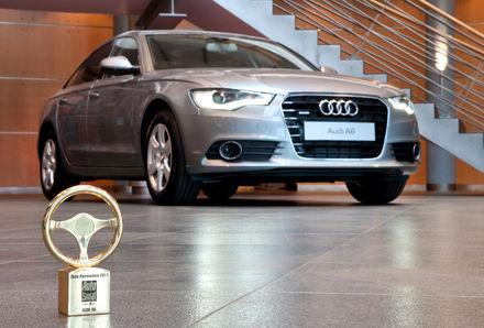 Audi RS 4 Avant zwycięzca Męska Rzecz 2012