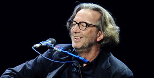 Koncert Erica Claptona w Polsce