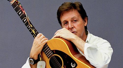 Koncert Paula McCartney'a na Stadionie Narodowym