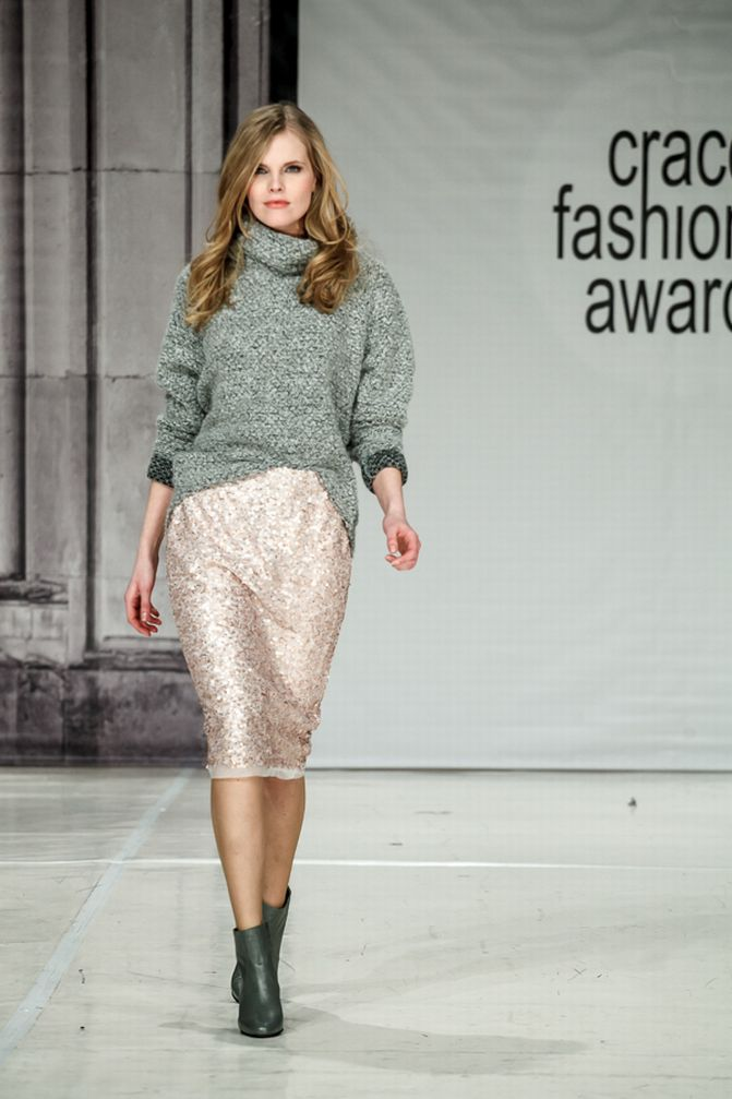 Pokaz mody Cracow Fashion Awards